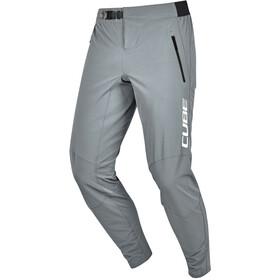 Cube Edge Baggy Pants Men, gris